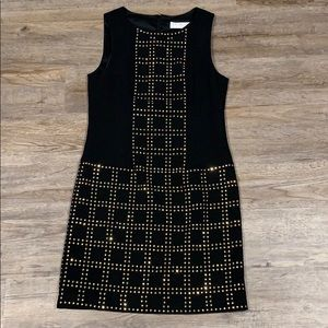 Trina Turk | Blake studded black dress